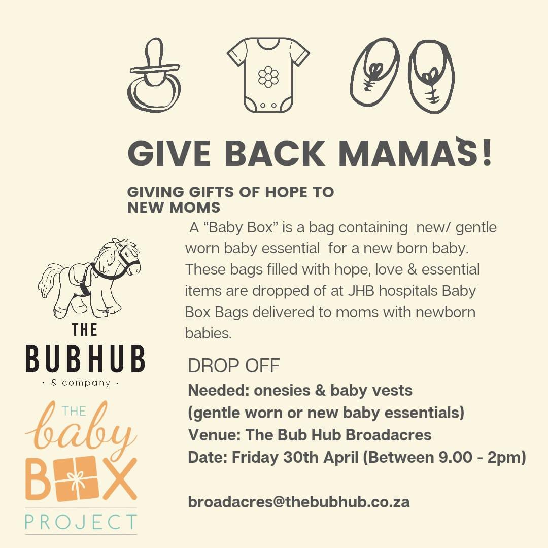 Give Back Mamas